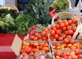 Los Altos Farmers Market is Back Starting May 1st!