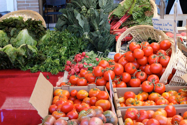 silicon valley farmers market thursdays